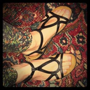Dress up or dress down sandals